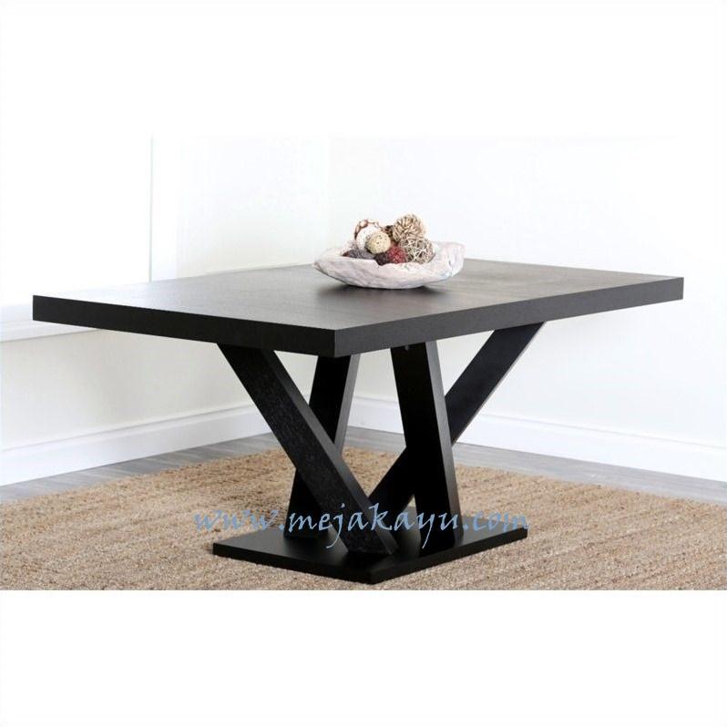 Meja makan Minimamalis Modern