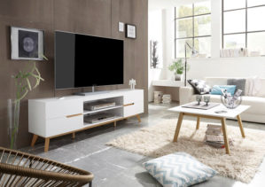 Meja Tv Model Scandy Modern