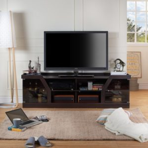 Meja TV Minimalis Modern Unik