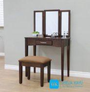 Meja Rias Anak 3 Cermin