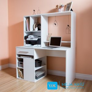 Meja Kantor Minimalis Elegan
