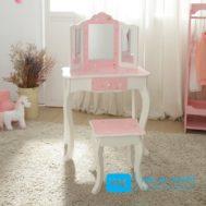 Meja Rias Anak Warna Pink