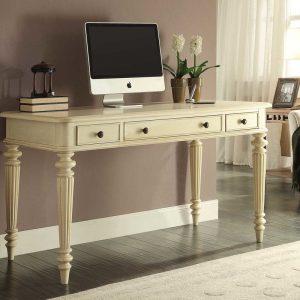 meja kerja sederhana elegant