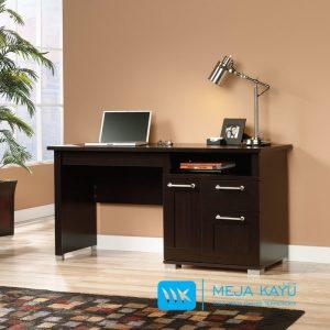Meja Kantor Setengah Biro